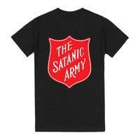 The Satanic Army T Shirt