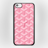 Goyard Pink iPhone 5/5s Or 5c Case