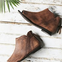 FP Collection Womens Falcon Flat