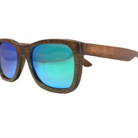 Be Inspired - Bamboo Wood Sunglasses