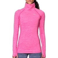 Under Armour Women's ColdGear Cozy Neck Long Sleeve Shirt | DICK'S Sporting Goods