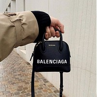 balenciaga Fashion Women Shopping Leather Tote Crossbody Satchel Shoulder Bag