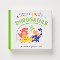 A Stampede of Dinosaurs