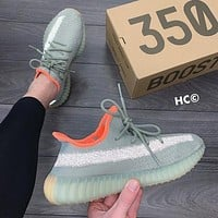 Adidas Yeezy 350 Boost V2 gym shoes