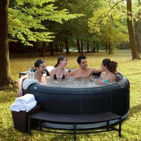 Spa-N-A-Box Portable Hot Tub