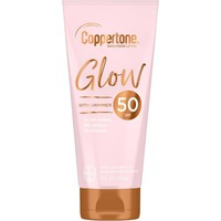Coppertone Glow With Shimmer Sunscreen Lotion - SPF 50 - 5 fl oz