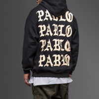 PABLO New fashion hooded  Sweater  fear of god