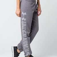 UNDER ARMOUR Favorite Womens Sweatpants | Pants + Joggers