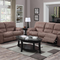 Banner Reclining Living Room Set