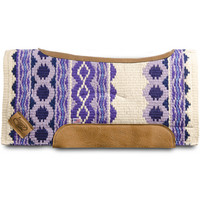 Impact Gel Cream and Purple Riverland Saddle Pad