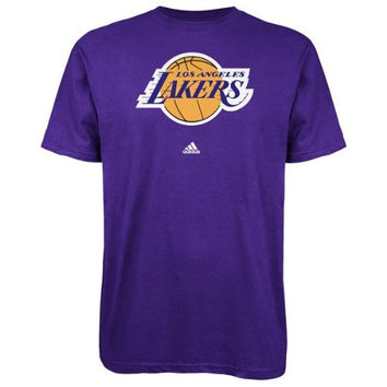 "Lakers ""Primary Logo"" Shirt - Purple"