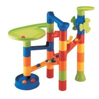 Redbox Marble Run Classic Chute Tunnel Toy-28 Pieces
