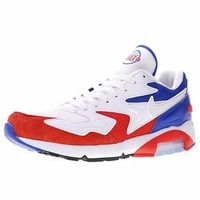 "The World Cup Nike Air Max 180 OG 2 Retro Running Sneaker ""France White Red Blue""104042-004"