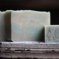 Handmade Soap - All Spice - Light Spice Scent - Natural Soap