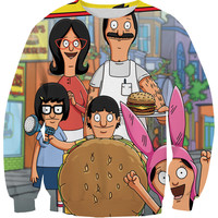 BOB'S BURGER SWEATER