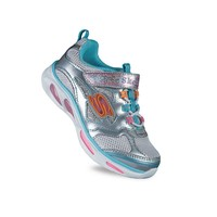 Skechers S Lights: Blissful Toddler Girls' Light-Up Shoes (Yellow)