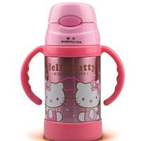 Cartoon Hello Kitty Doraemon Stainless Steel Children's 6~12 Hours 300ML Vacuum Flask Water Bottles