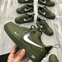 Nike Air Force 1 low-top sneakers men and women low-top all-match casual sports shoes-10