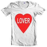 Lover One Direction Women Shirt size XS to 2XL