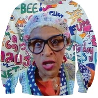 Fresh Prince Mom Crewneck Sweatshirt