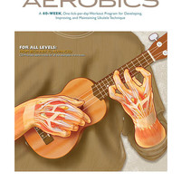 Ukulele Aerobics (Book & CD)