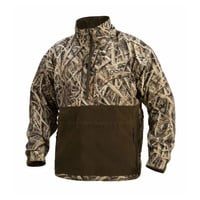 Drake Men's MST Eqwader Plus Quarter Zip Jacket