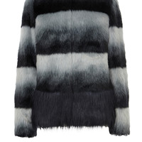 BRONX FAUX FUR COAT