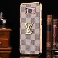 Perfect Louis Vuitton Phone Cover Case For Samsung Galaxy S8 S8Plus