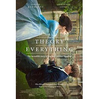 The Theory of Everything 11x17 Movie Poster (2014)
