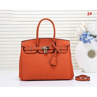 Hermes New fashion handbag shoulder bag women two piece bag 3#