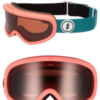 ELECTRIC Charger Snow Goggles | Nordstrom