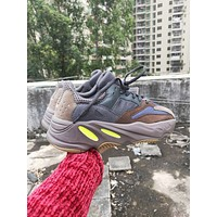 Bunchsun ADIDAS YEEZY 700 Tide brand men and women retro old shoes casual sports running shoes 2#