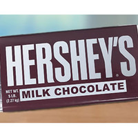 Giant Hershey's 5-Pound Chocolate Bar
