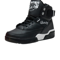 EWING ATHLETICS EWING CENTER HI SNEAKER - Black | Jimmy Jazz - 1EW90014-011