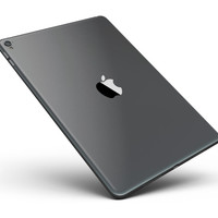 """Solid Dark Gray Full Body Skin for the iPad Pro (12.9"""" or 9.7"""" available)"""