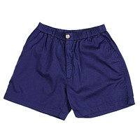 """Longshanks 5.5"""" Chino Shorts in Navy by Country Club Prep"""