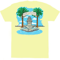 'Pineapples & Palm Trees' Tee