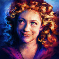 River Song Art Print by Alice X. Zhang | Society6