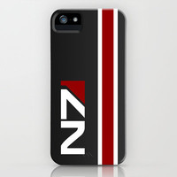 Mass Effect - N7 Hardcase iPhone Case by Dustin Dailey   Society6