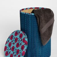 Magical Thinking River Grass Covered Hamper - Urban Outfitters