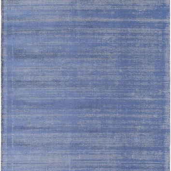 Prague Area Rug Blue, Neutral