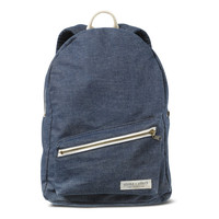 TOMS Marketplace stone + cloth Denim Blue Lucas Backpack