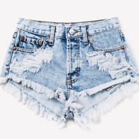 Keepers Acid Cut Off Dreamer Shorts