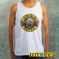 Guns N Roses Clothing Tank Top For Mens
