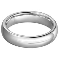 Cobalt Men's Comfort-Fit Firero Wedding Band