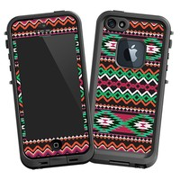 Exotic Tribal Skin  for the iPhone 5 Lifeproof Case by skinzy.com
