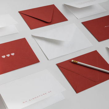 3 Layers of Expression Card™ {Love Story Set}