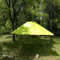 Large Outdoor 3-4 People Tent, Camping Hammock, Mosquito Net Hammock, Suspended Tent, Hanging Tree Hanging Camping Tree Tent