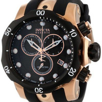Invicta Mens 5733 Reserve Collection Rose Gold-Tone Chronograph Watch