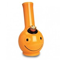 Smiley Face - Bongs and Waterpipes - Smoking Pipes - Grasscity.com